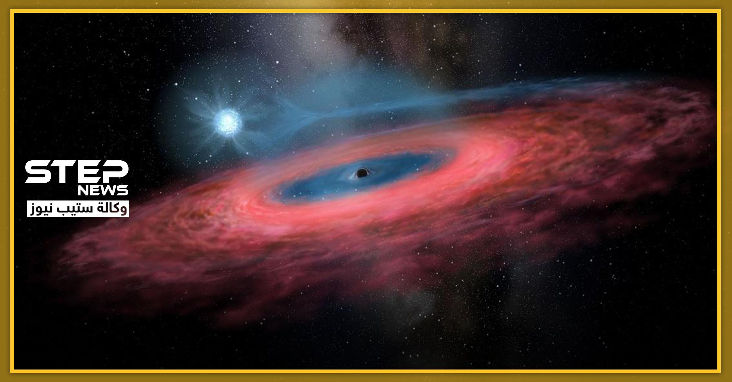 """ثقب أسود على بعد """"خطوتين"""" فقط من الأرض"""