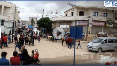رغم ألم النزوح وغلاء الأسعار تسود أجواء العيد محافظة إدلب
