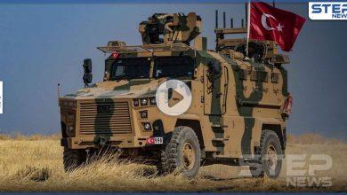 بالفيديو|| مدرعة روسية تنقذ مدرعة تركية عالقة في وحل شرق الفرات