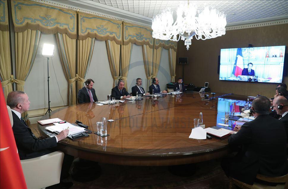 قمة رباعية جديدة حول سوريا.. وقرارٌ حاسم من واشنطن على تصرفات الأسد