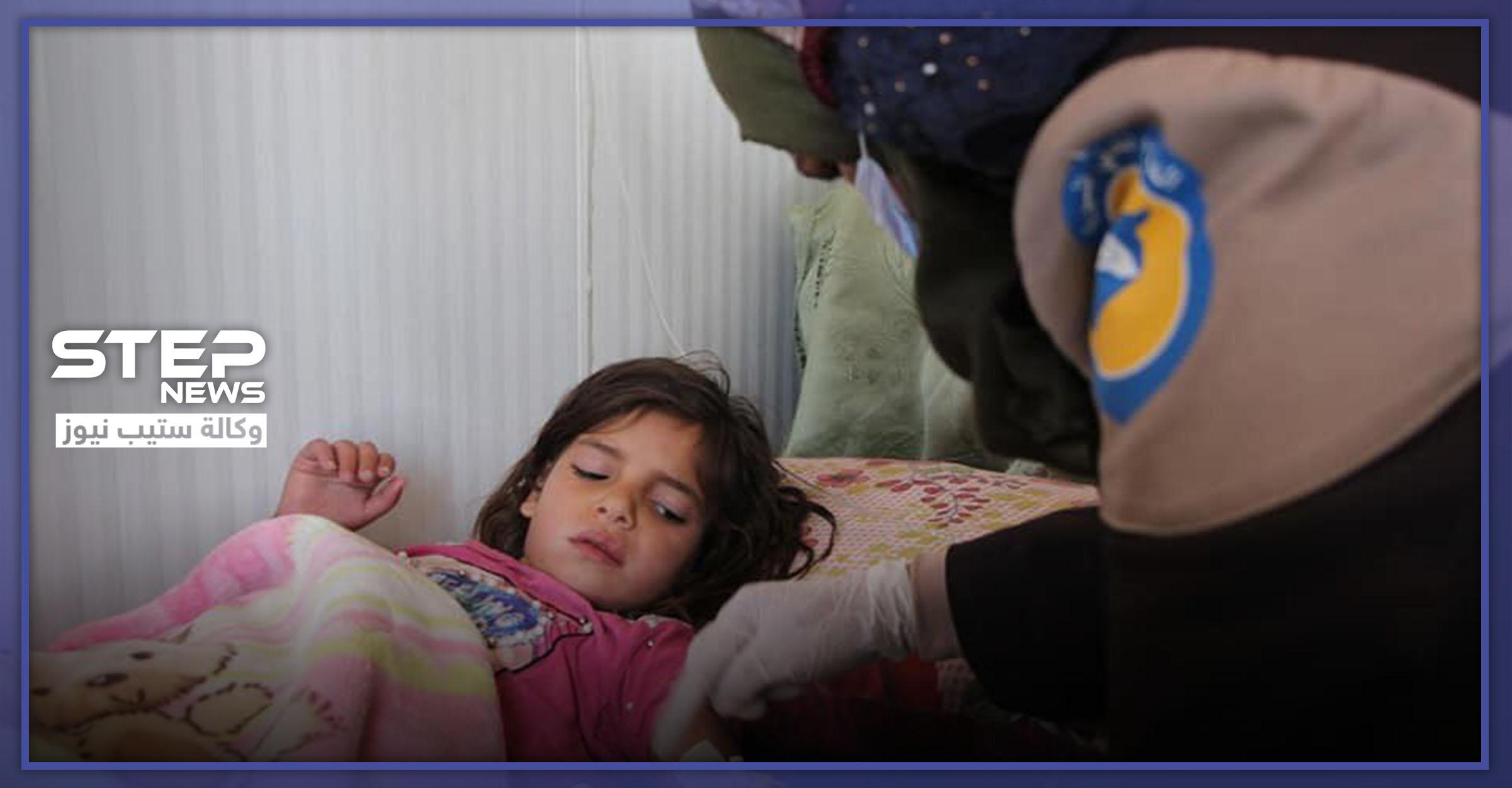 حالات تسمم جديدة لنازحين بريف إدلب الشمالي