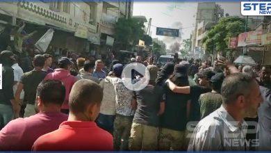 مكاتب البريد تضخ الليرة التركية رسميًا شمالي حلب.. وانهيار الاقتصاد يشعل مظاهرات بجرابلس وإضراب بالبصيرة