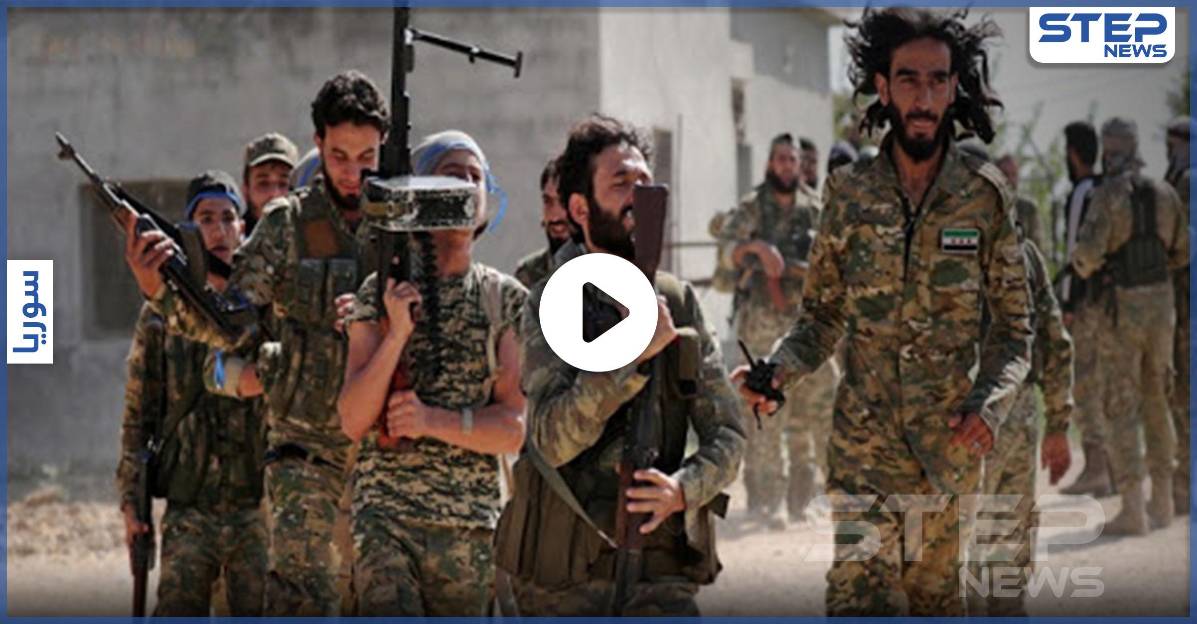 """دفعات جديدة من مخيمات النزوح كـ """"مرتزقة"""" إلى ليبيا"""