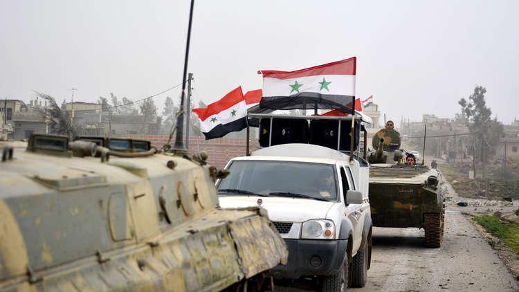 خاص   تطورات عسكرية مفاجأة يجريها النظام السوري وميليشياته في دير الزور