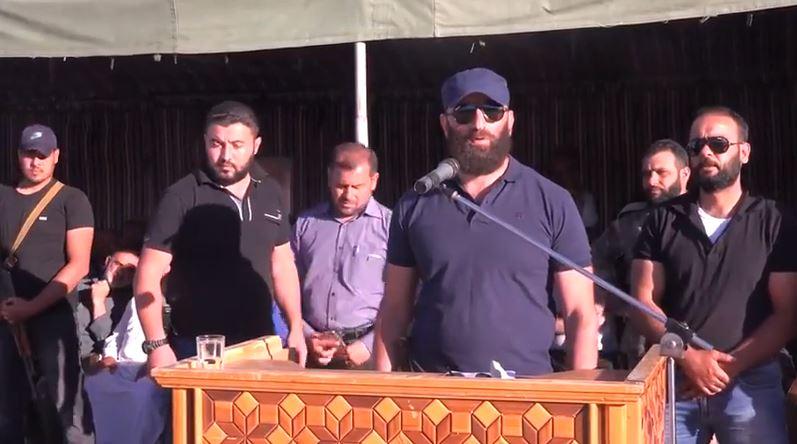 بالفيديو|| جيش حوران الموحد.. تشكيل عسكري جديد في درعا بقيادة أحمد العودة لعدة أهداف