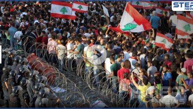 النار والدولار يشعلان بنك لبنان والمهجر.. وأمريكا تطلب من رعاياها مغادرة البلاد فورا (فيديو)