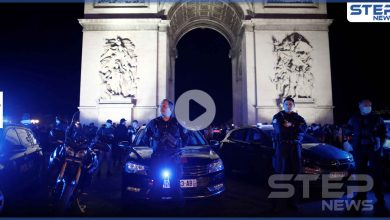 المظاهرات ليست حكراً على الشعب.. الشرطة الفرنسية تخرج بمظاهرة ضد قرارات الحكومة (فيديو)