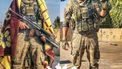 صور لعناصر القوات الخاصة التركية المنتشرة في محافظة إدلب