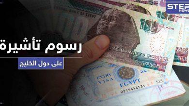 مصر تفرض رسوم تأشيرة على دول مجلس التعاون الخليجي