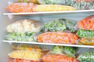 طرق تخزين الطعام