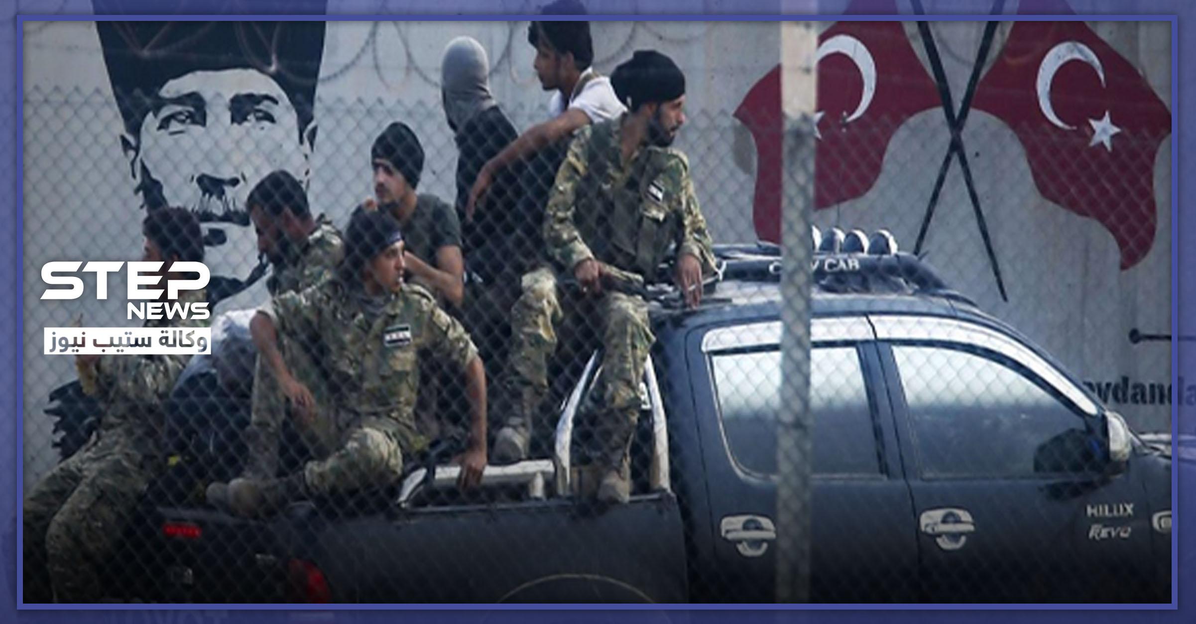 قياديين اثنين ومجموعاتهم بين المرتزقة السوريين المرحلين من ليبيا