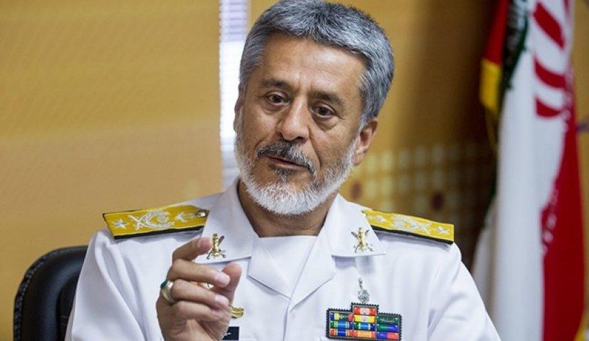 الأدميرال حبيب الله سياري، المساعد المنسق للجيش الإيراني