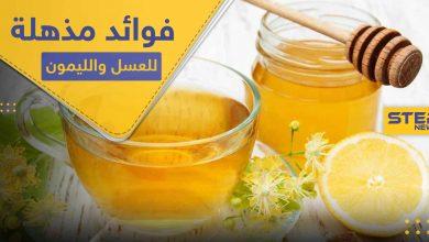 عند خلط العسل والليمون وتناولهما سوياً.. ماذا يحدث في أجسادنا