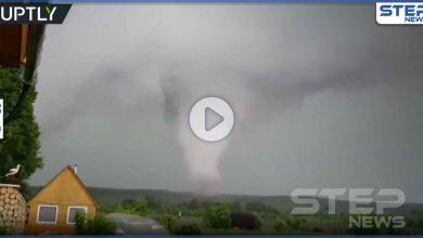 بالفيديو|| إعصار عملاق يضرب منطقة روسية وكاميرا توثق مشاهد فريدة من نوعها