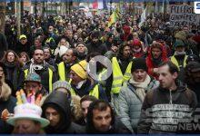 """هل اندلعت ثورات الغرب.. احتجاجات في باريس على مقتل رجل """"أسود"""" عام 2016 (فيديو)"""