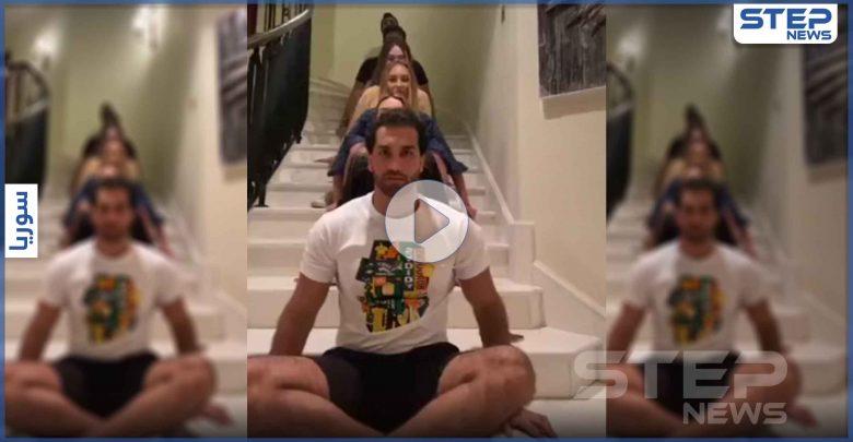 بالفيديو|| علي مخلوف يناقض رامي ويتسفز السوريين بفيديو من قلب قصره