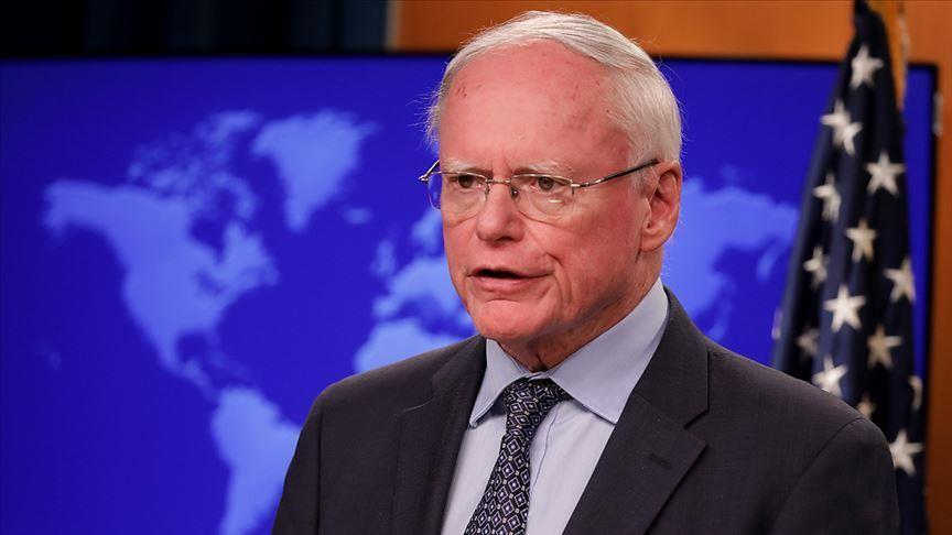 المبعوث الأميركي الخاص لسوريا، جيمس جيفري