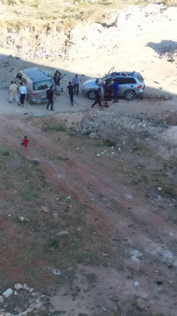 بالفيديو   غارة أمريكية تقتل قياديان بارزان بصفوف حراس الدين في إدلب - خالد العاروري - بلال الصنعاني