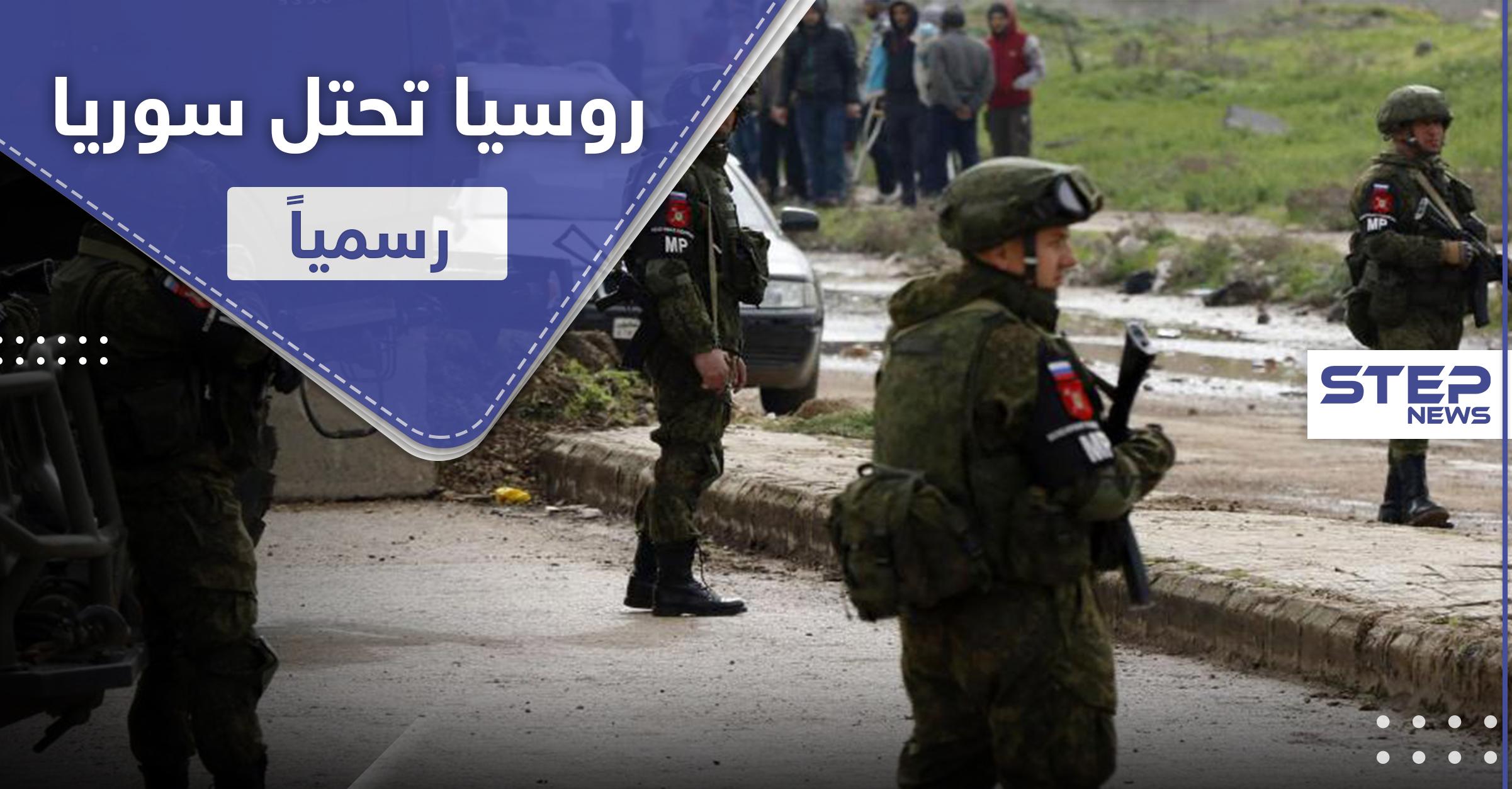 فراس طلاس يكشف رؤيا الدولة العميقة لمصير الأسد.. ونوايا روسيا من تملّك 36 موقعاً سورياً