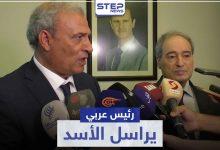 رسالة عاجلة من رئيس عربي إلى بشار الأسد في تطبيع جديد مع النظام السوري
