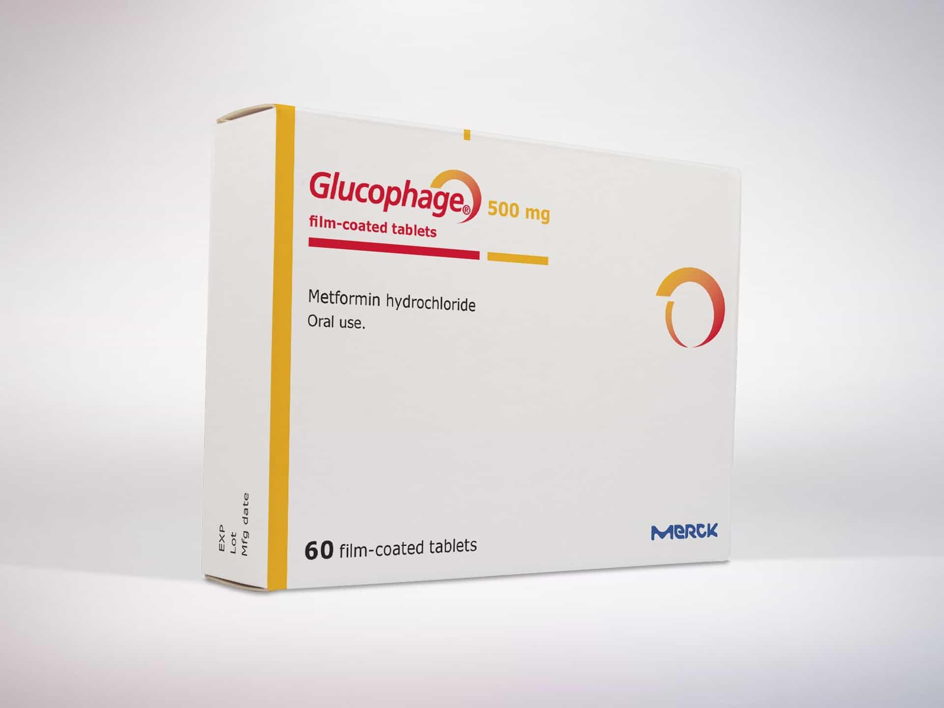 حبوب جلوكوفاج Glucophage لتخسيس الوزن و علاج مرض السكري و تكييس المبايض