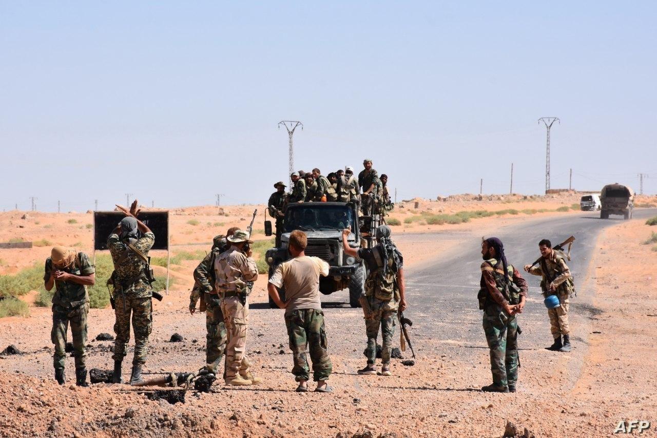 خاص|| قوات النظام السوري تفقد رتلاً كاملاً من عناصرها بريف ديرالزور.. ومصدر يكشف مصيره