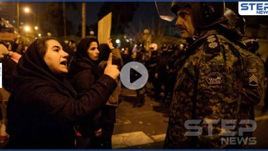 بالفيديو|| احتجاجات في إيران ترفض حكومة الملالي.. وقوات الأمن تهاجم المتظاهرين