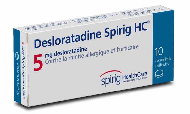 ديسلوراتادين Desloratadine