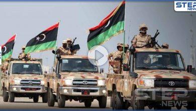 """ميليشيا الوفاق تحشد لمعركة حاسمة في """"سرت"""" ودول أوروبية تهدد بالتدخل (فيديو)"""