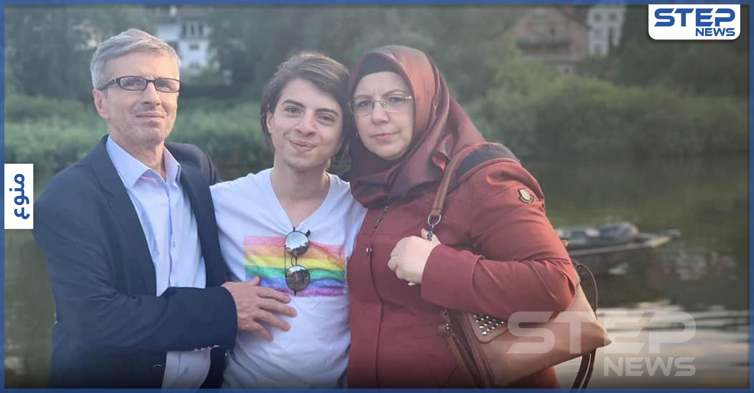 عبد الرحمن عقاد سوري مثلي جنسيًا يعلن انتصاره