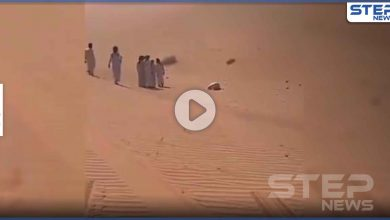 بالفيديو|| العثور على مفقود سعودي بعد أيام من البحث متوفياً وهو ساجد وسط الصحراء