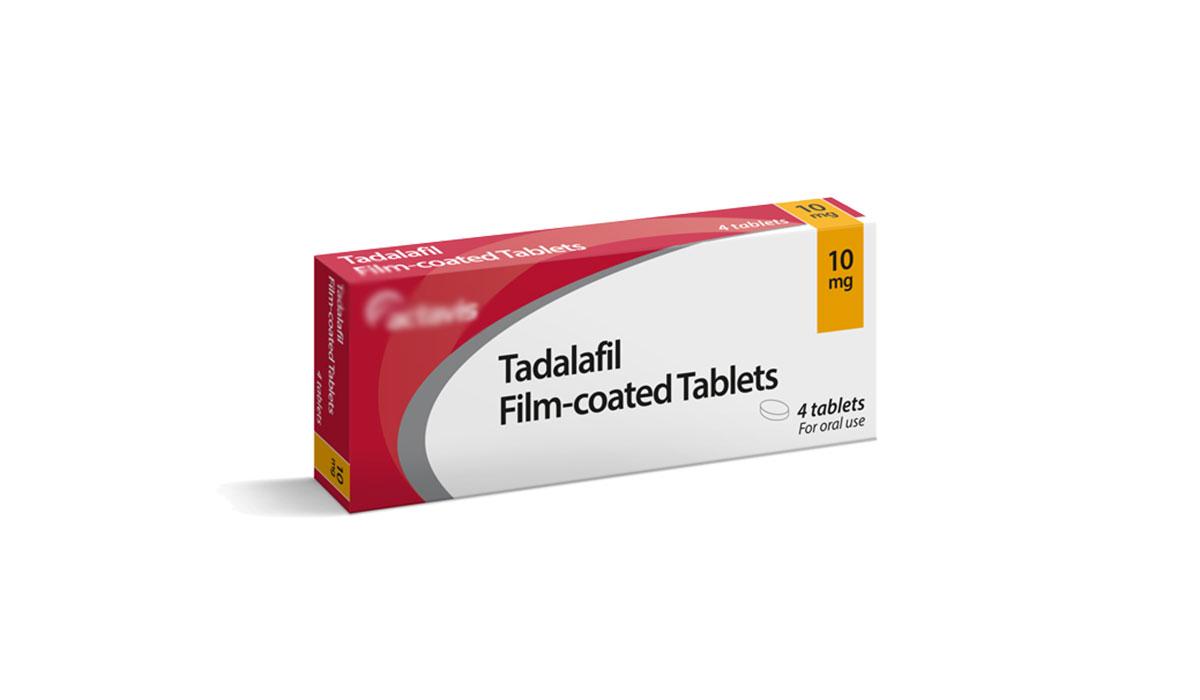 تادالافيل Tadalafil لعلاج ضعف الانتصاب