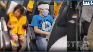بالفيديو|| مقاتلة إسرائيلية تعترض طائرة ركاب إيرانية في الأجواء السورية.. إصابات وحالة ذعر بين الركاب