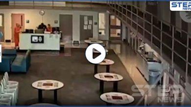 بالفيديو|| 3 سجناء أمريكيون ينقذون حارسهم من الموت ويصبحون أبطالاً بهذا العمل