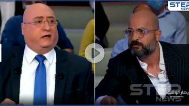بالفيديو تصريحات عنصرية للكاتب اللبناني جوزيف أبو فاضل.. تحول استديو الـ mtv لساحة معركة