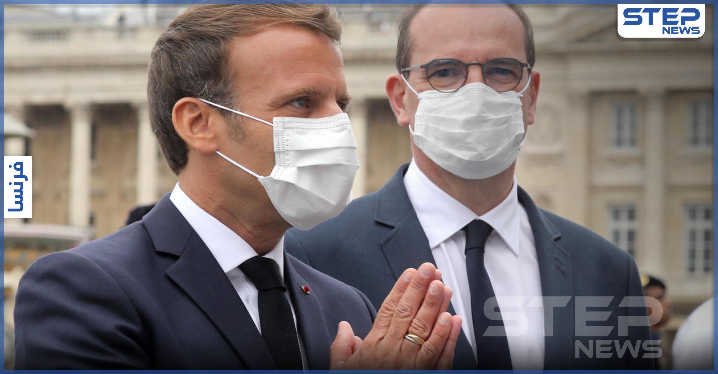 شاهد مواجهة بين الرئيس الفرنسي