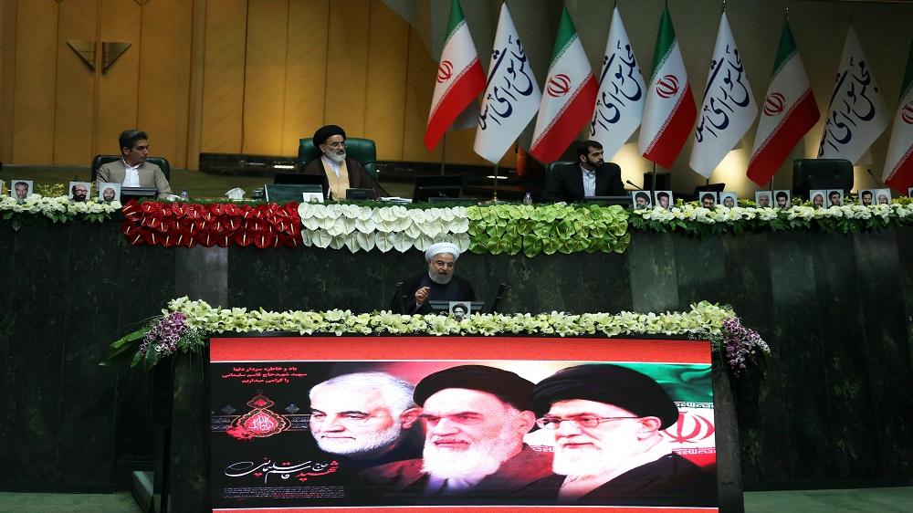 الرئيس الإيراني أمام استجواب البرلمان.. إليك قائمة المسائلة وردّة فعل الروحاني