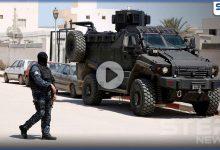 بالفيديو|| اندلاع احتجاجات ليلية بين الجيش التونسي ومحتجين على إثر مقتل مُهرّب