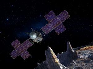 """شاهد    ناسا بصدد إطلاق مركبة لاستكشاف كويكب """"سيجعل أهل الأرض أغنياء"""""""
