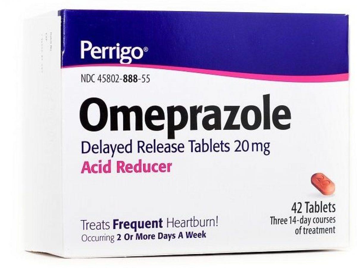 امبرازول Omeprazole لعلاج ارتجاع المريء وقرحة المعدة