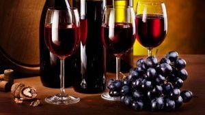 النبيذ الأحمر