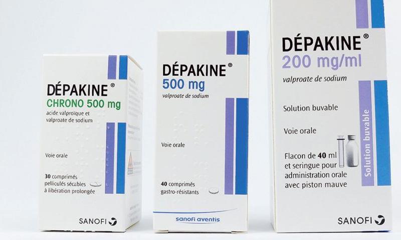 ديباكين لنوبات الصرع