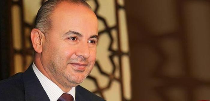 محاولة اغتيال خالد العبود بقنبلة في درعا وتعليقه على الحادثة