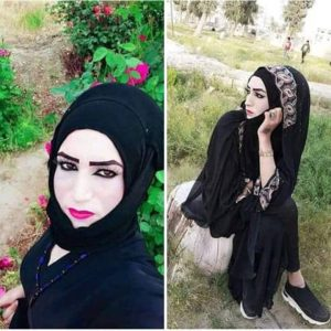 شاهد|| أوّل متحول جنسي يظهر في مدينة الرقة.. هكذا كانت ردّة فعل الأهالي