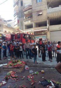 شاهد || حوادث السير تحصد وفيات ومصابين بـ ريف دمشق ودرعا