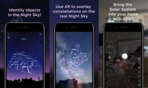 تطبيق للجوال يقرب لك النجوم والكواكب ويعطيك معلومات عنها عبر تقنية الواقع المعزز بالكاميرا