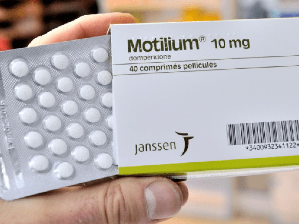 حبوب موتيليوم لأعراض الغثيان
