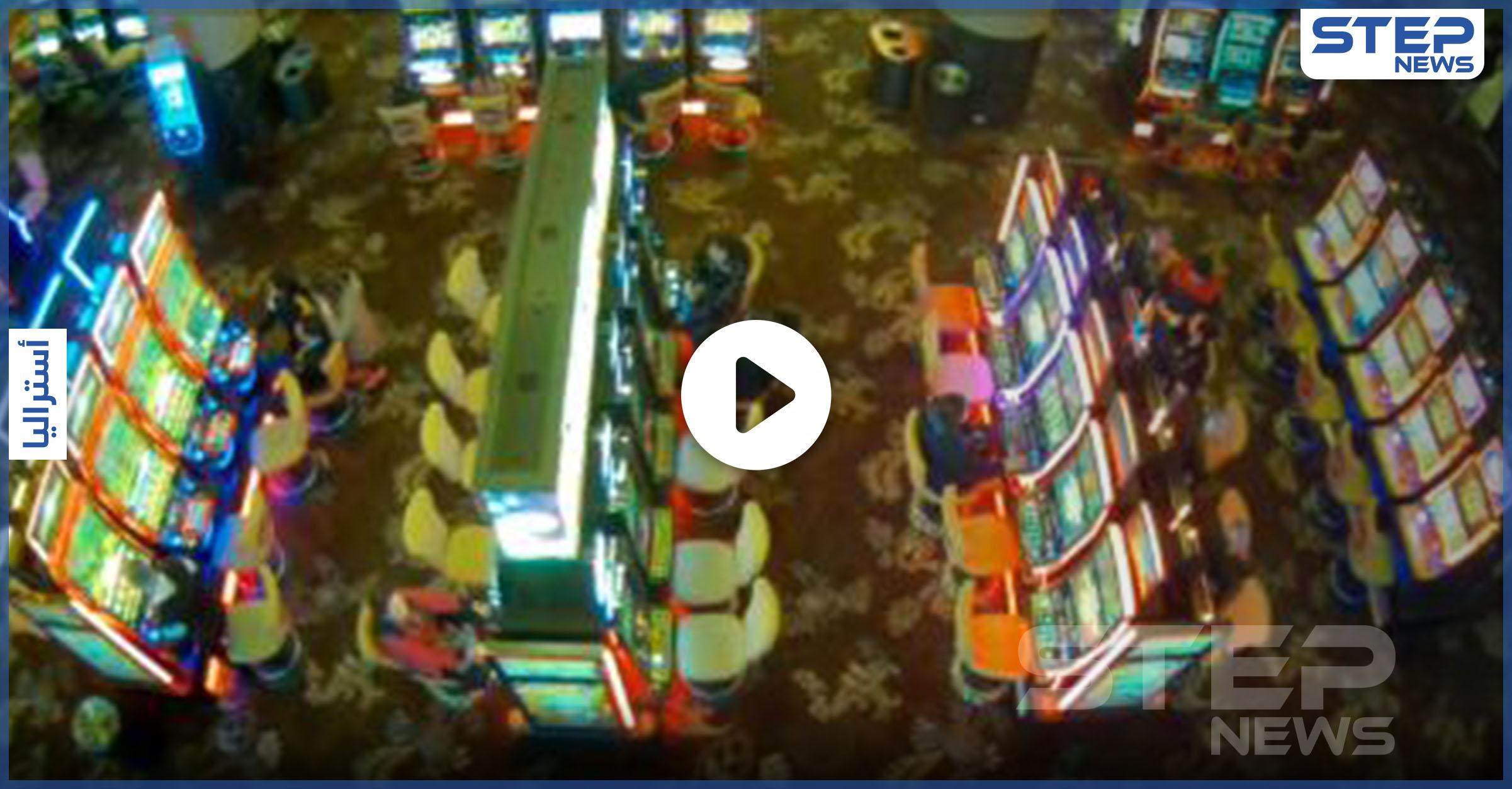 كاميرا مراقبة ترصد طفلة تقامر باحترافية في كازينو بـ سيدني