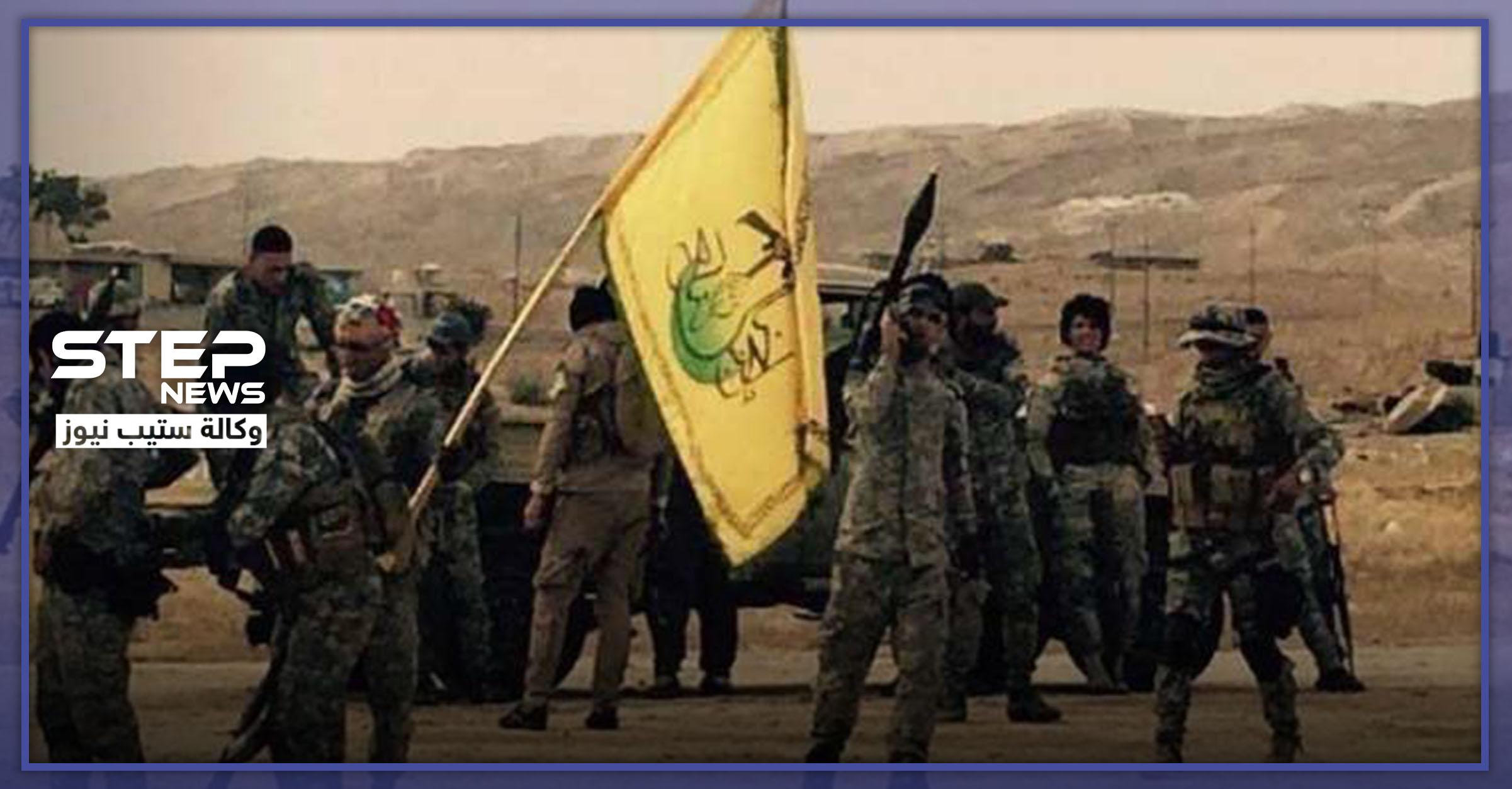 """الحرس الثوري يُنشئ """"حسينية"""" جديدة قرب البوكمال"""