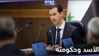 """بشار الأسد يستعرض """"مفصلاً تاريخياً"""" بالإصلاح الإداري وعرنوس يدعو لمكافحة الفساد"""